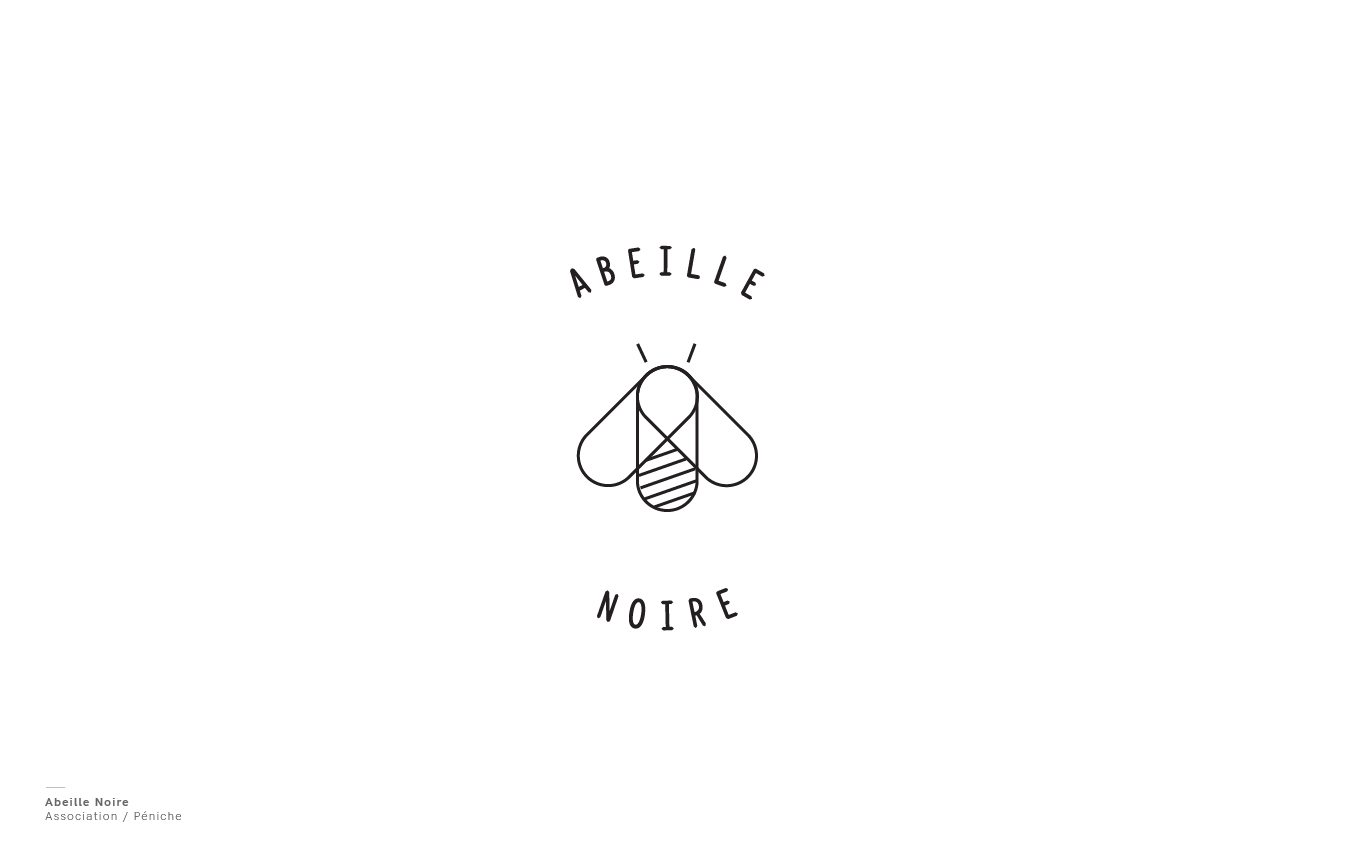 Abeille Noire- logo