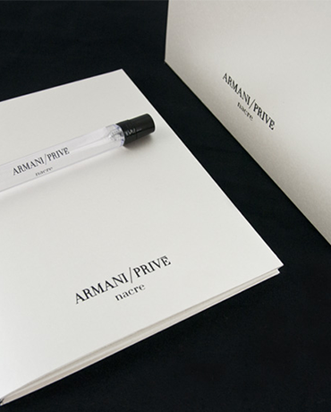 ARMANI / PRIVE NACRE