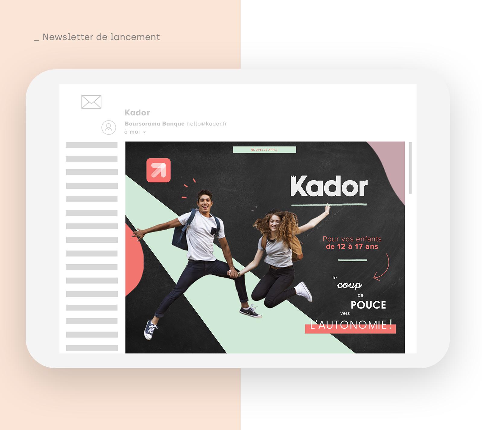 Ui design _ Kador - Anne Gautier