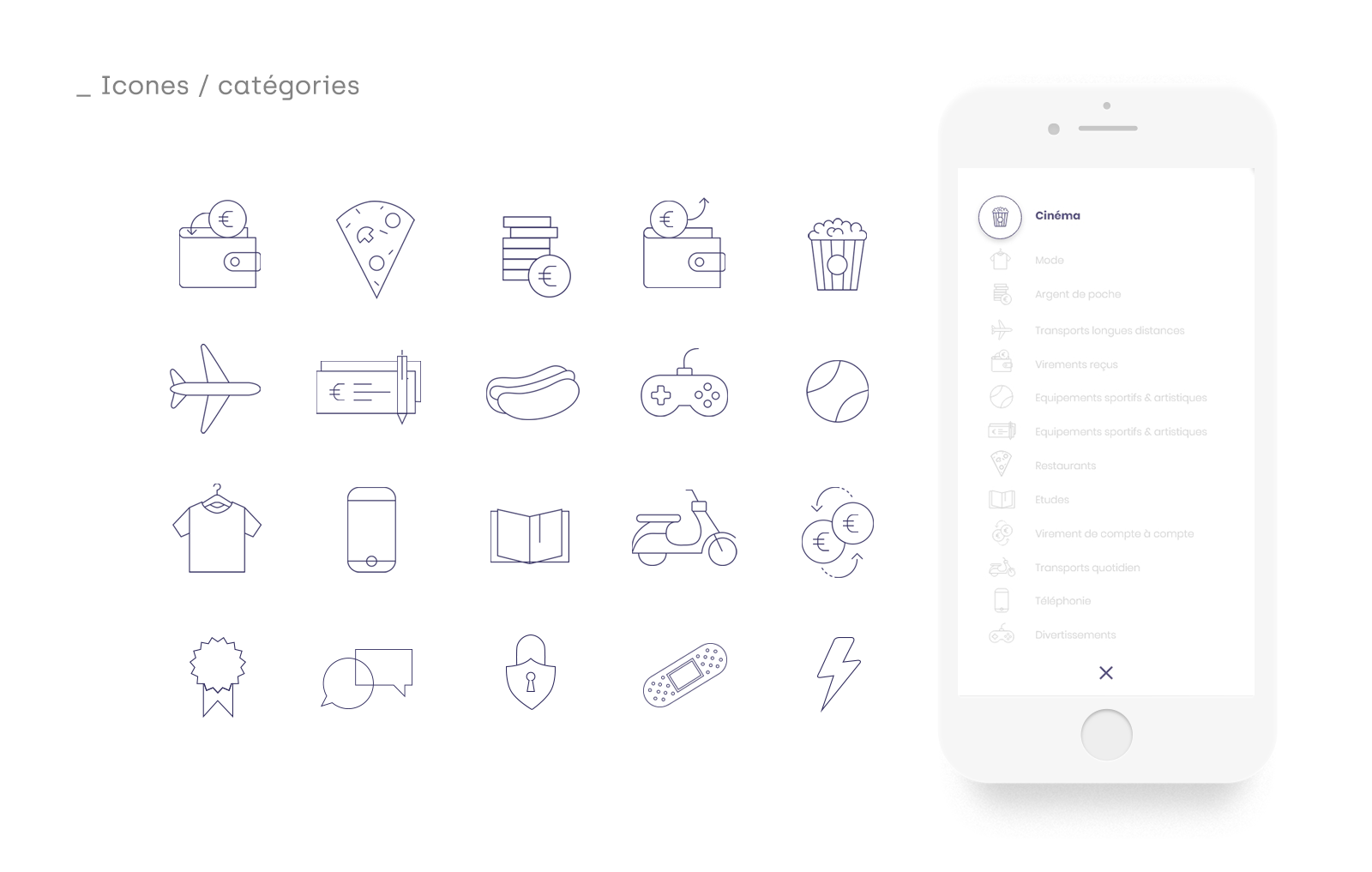 Kador-UI design -anne gautier